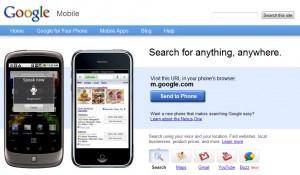 Google: The whole shebang