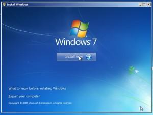 Worry-free Windows 7 installation