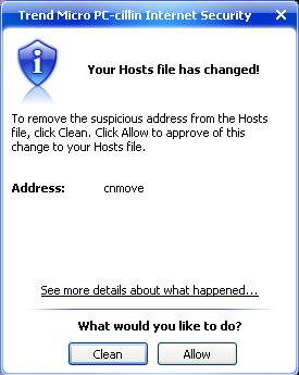 Check for viruses and malware